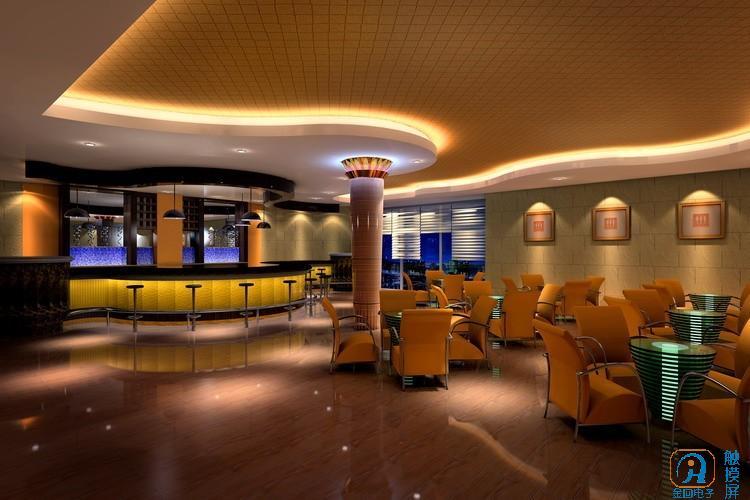 ktv大厅,ktv休息大厅装修设计效果图