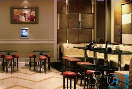新天地量贩式KTV大厅休息酒吧KTV装修设计图