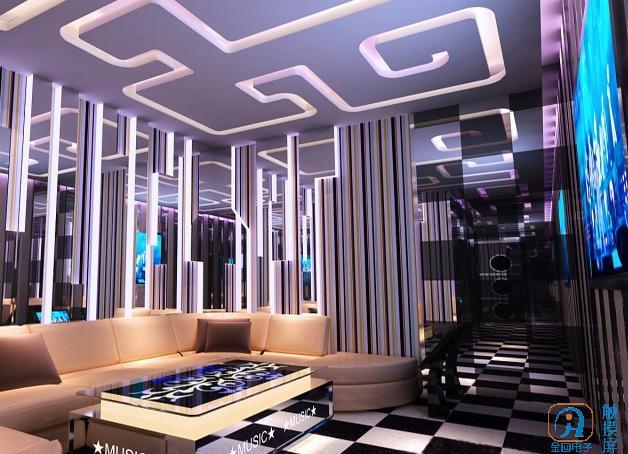 整套酒吧ktv包廂裝修設計效果圖